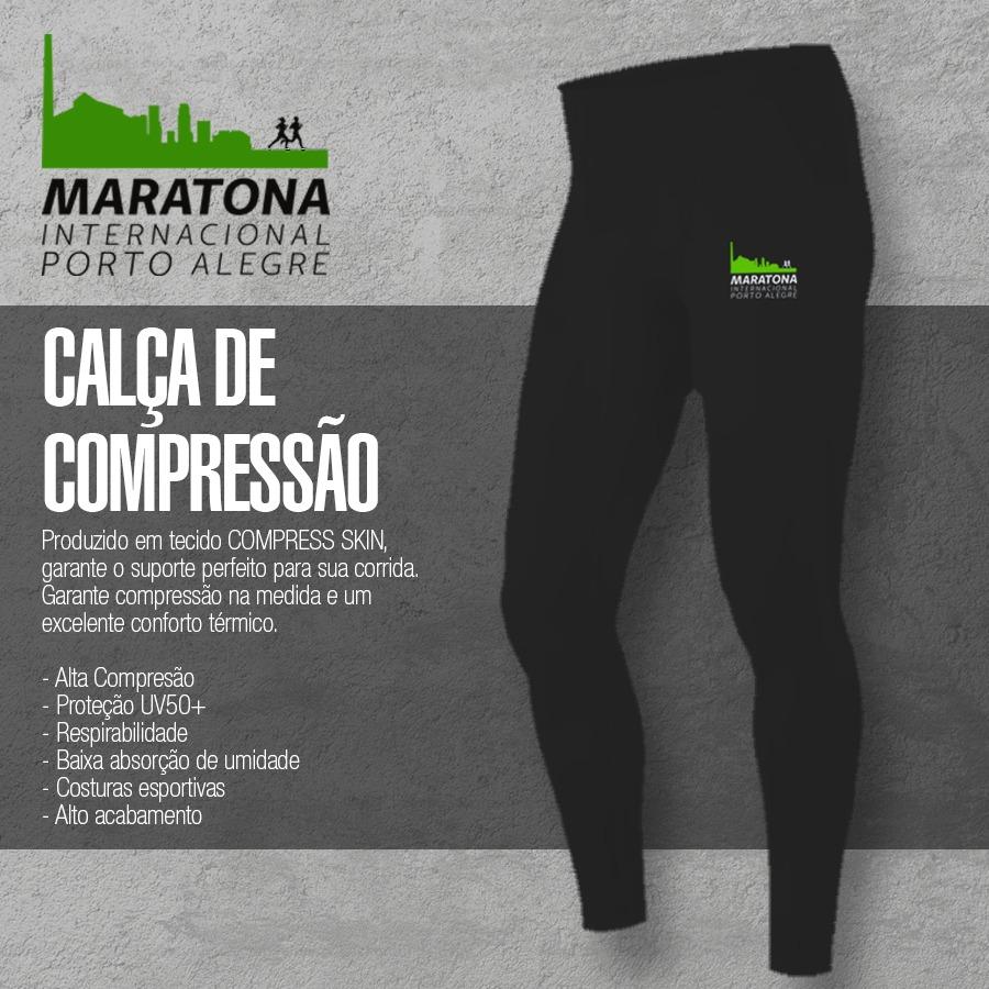 CALÇA COMPRESSAO