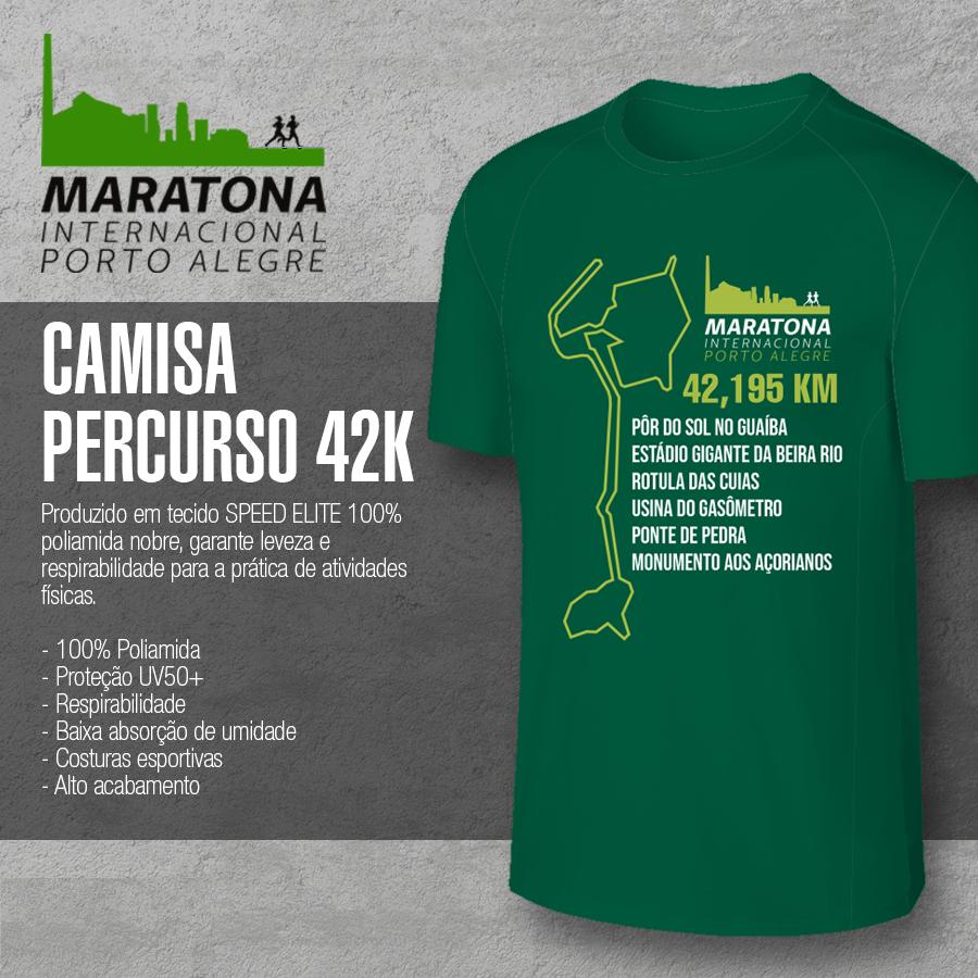 CAMISA PERCURSO 42K
